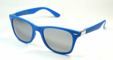 Wayfarer Siders Blue Mirror