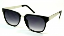 Retro Havanna Black/Silver