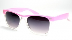 Wayfarer Duo Color Pink/Transparent