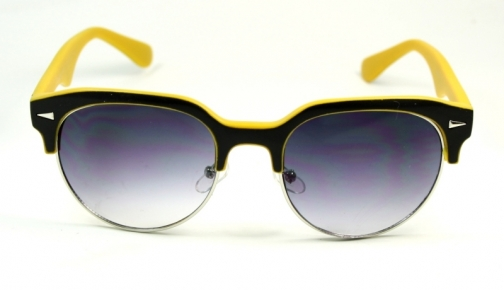 Vintage Arlo Black/Yellow