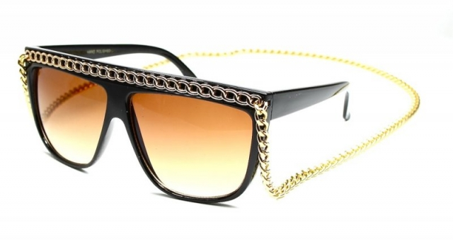 Colber Chains Black/Gold