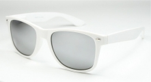 Wayfarer Mirror White