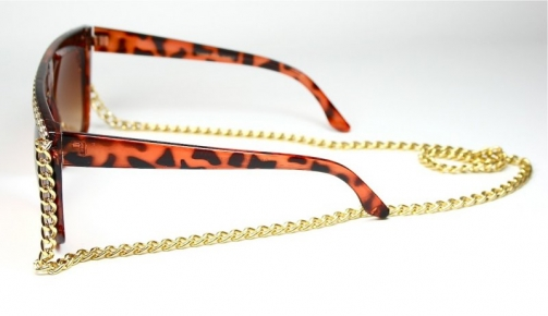 Colber Chains Tortoise/Gold