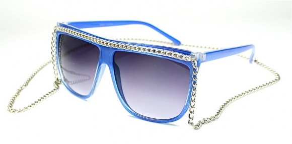 Colber Chains Blue/Silver