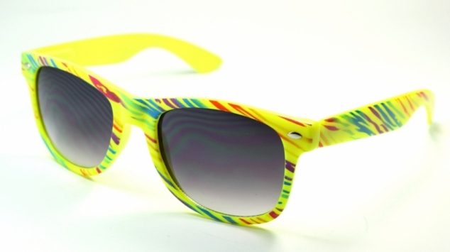 Wayfarer Rain Yellow