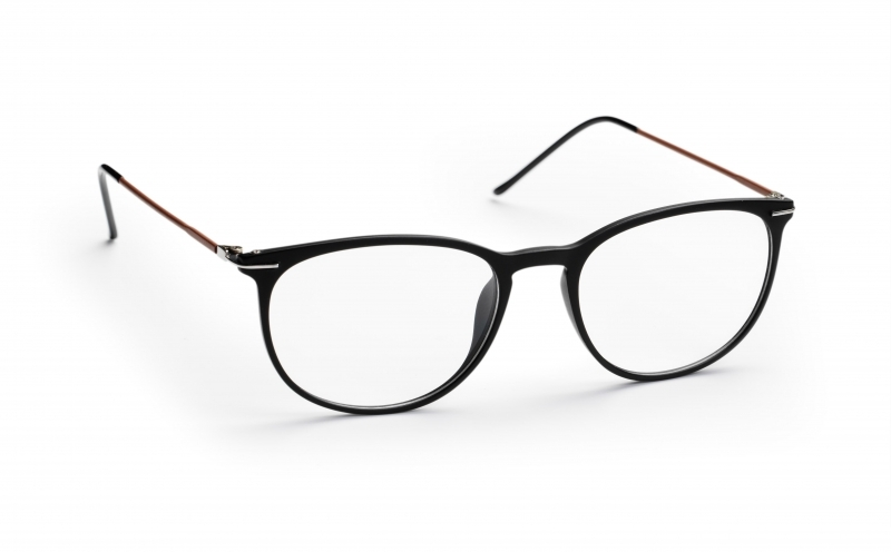Läsglasögon Lix Metall Svart efe1cc2749831