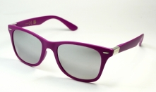 Wayfarer Siders Purple Mirror