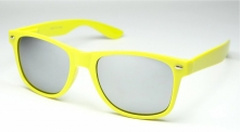 Wayfarer Mirror Yellow