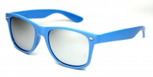 Wayfarer Mirror Blue
