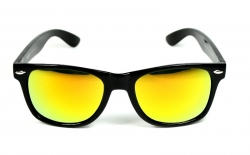 Wayfarer Revo Yellow Glass