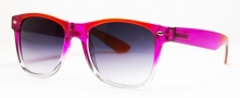 Wayfarer Multicolor Purple/Red