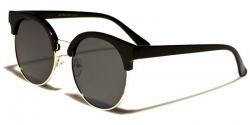 Eyed Retro Cliff Svart Silver