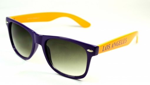 Wayfarer Los Angeles Purple/Yellow