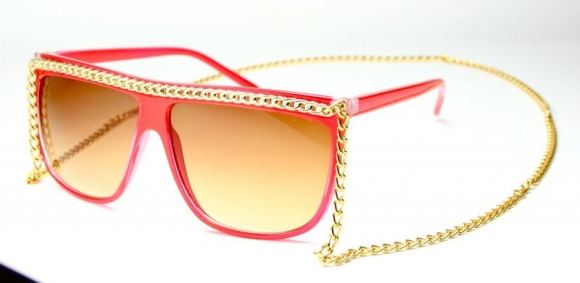 Colber Chains Red/Gold