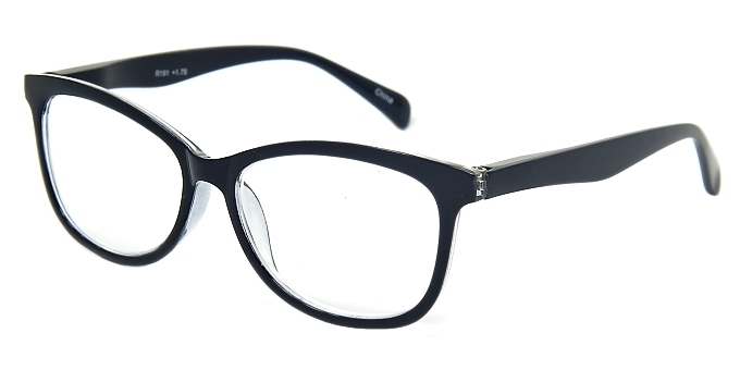 Läsglasögon Wayfarer Demi Svart 8da630ef1af43