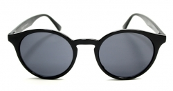 Solglasögon Retro Harry Svart