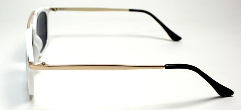 Solglasögon Montecarlo Vit Gulf 6e372f3867c2c