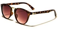 Eyed Aviators Tortoise Gold