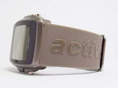 Active LCD Watch