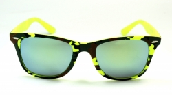 Wayfarer Army Yellow Neon