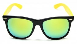 Wayfarer Revo Black/Yellow