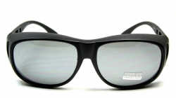 Fitover Shades Black Matte