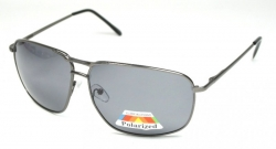 Polarized Metal Pilot Shield Grey