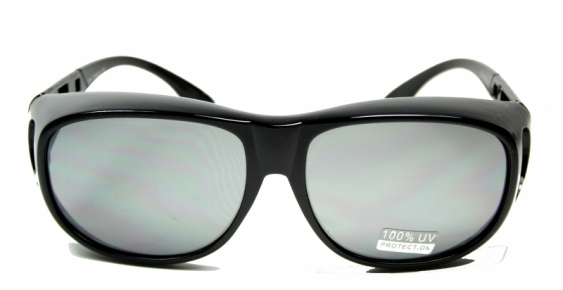 Fitover Shades Black