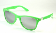 Wayfarer Siders Green Mirror