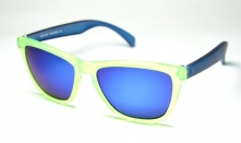 Way Froggle Trans Green/Blue Blue Glas