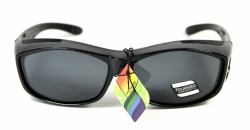 Polariserande Fit-over Shades black