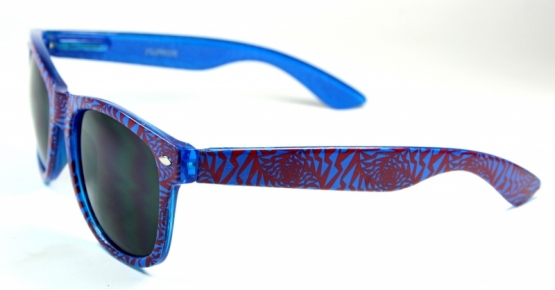 Wayfarer Toky Blue/Red