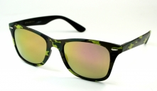 Wayfarer Army Military Neon Yellow