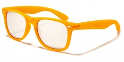 Wayfarer Matt Orange Spegel