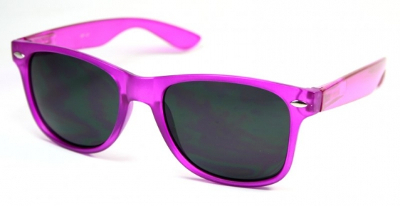 Wayfarer mixed Purple