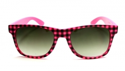 Wayfarer Check It Rosa