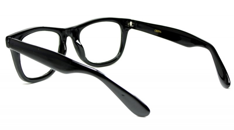 Läsglasögon Wayfarer Black ae084ef1be486
